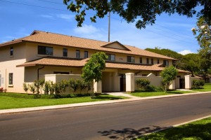 Hickam AFB housing example 1