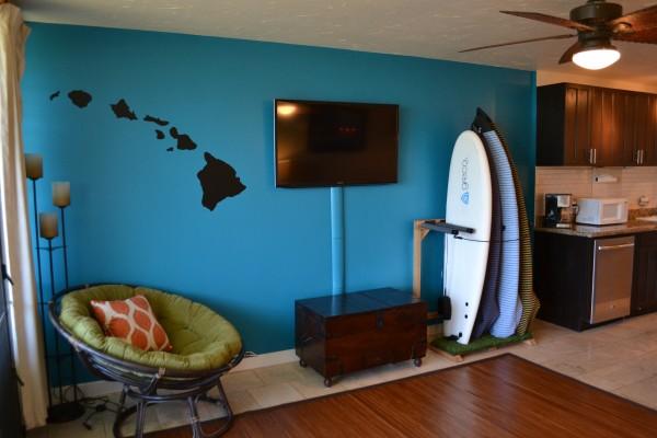 Vacation Rental Interior - Haleiwa, HI
