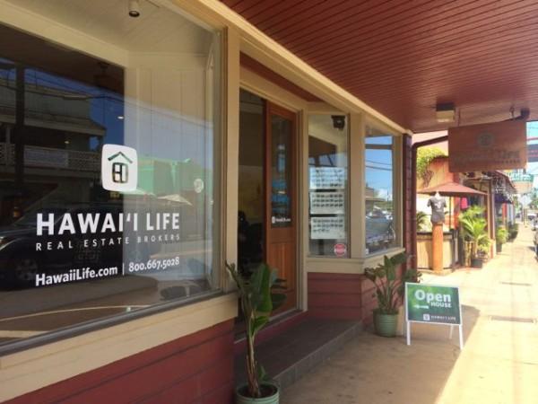 Hawaii Life Kapaa Office