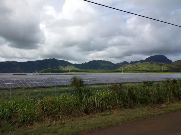 Koloa Solar Facility 2014