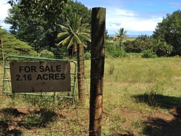 For Sale in Haiku Maui
