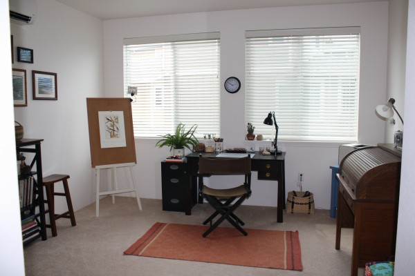 Spacious & Bright: 2nd Level Guest Bedroom