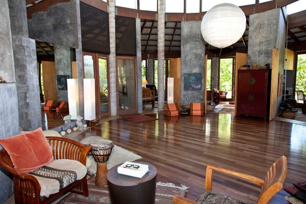 Architect's own home back on market