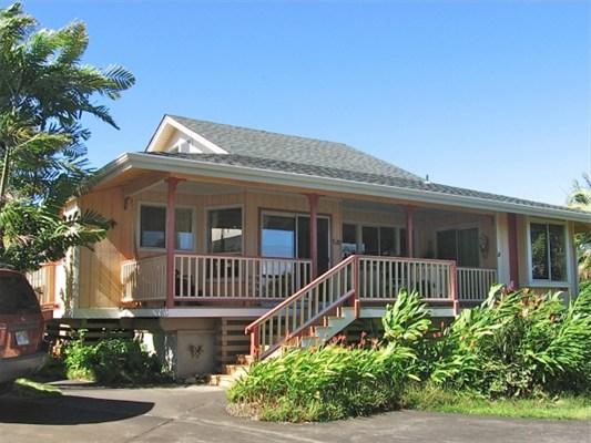Hanaula Kapaau home with ohana