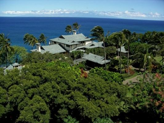 Puakea Bay Ranch oceanfront estate