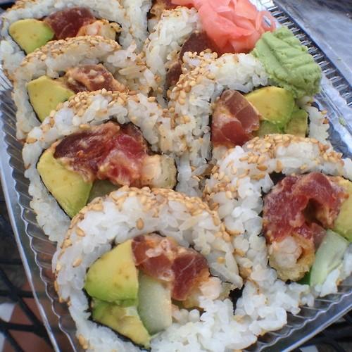 Hiyashi's You Make the Roll
