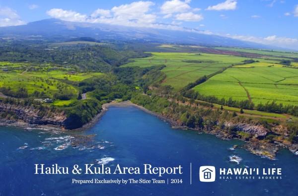 Haiku Area Report Cover