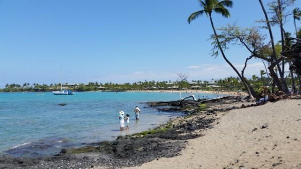 Anaeho'omalu Bay - Waikoloa, HI