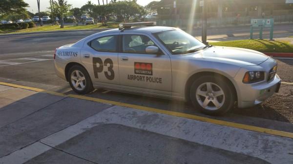 dave police car