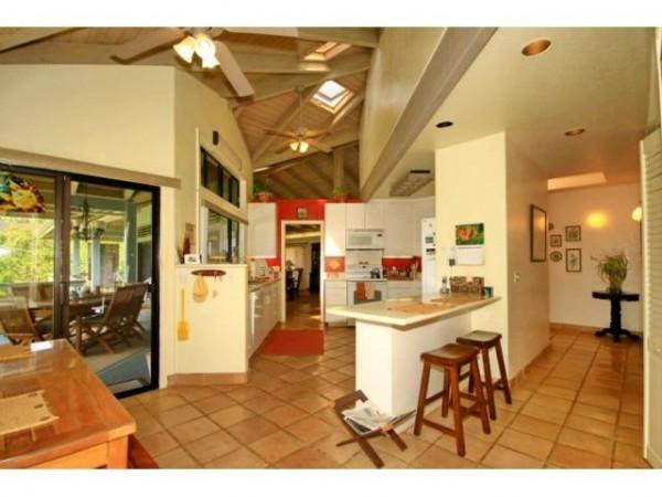 semiopen kitchen