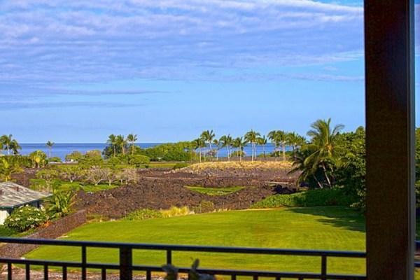 View from Kolea 1F ocean