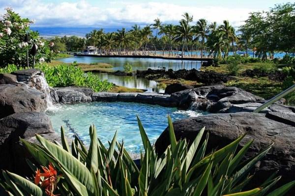 View of Beach from Kolea Waikoloa