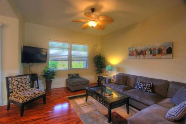 Fully furnished Kulalani condo for sale