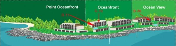 Napili Point Location Map