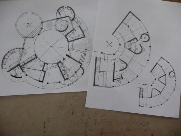 Plans for concrete home