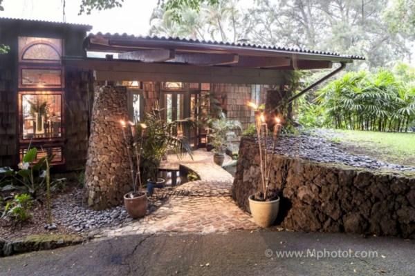 Lucky Bennett architect's own home