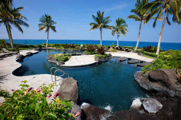 The Resort Is Within Walking Distance To Hilton Which Hosts Award Winning Kohala Spa And Two Championship Golf Courses Also Nearby Kings Shops