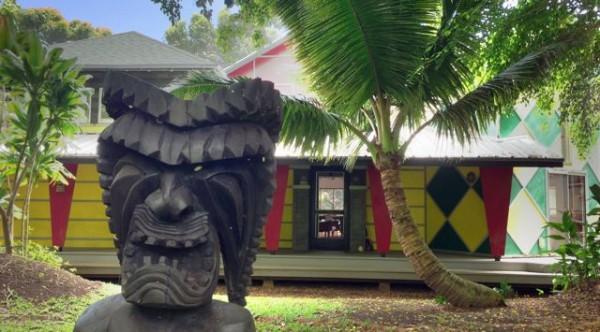 Tropical wonderland at 216 Door of Faith Road
