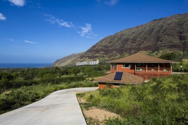 Brand New Custom Built Makaha Home With Ocean Views Hawaii Real