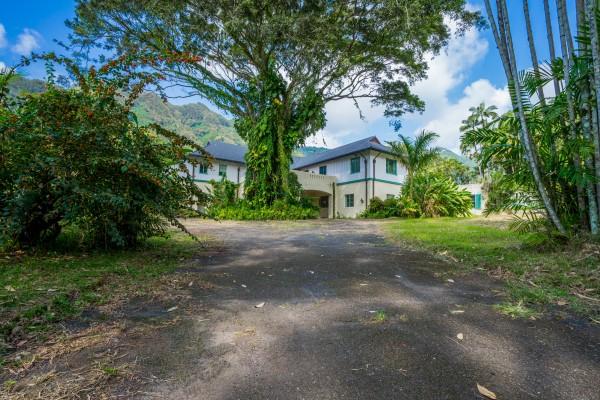 Marks Estate in Nuuanu