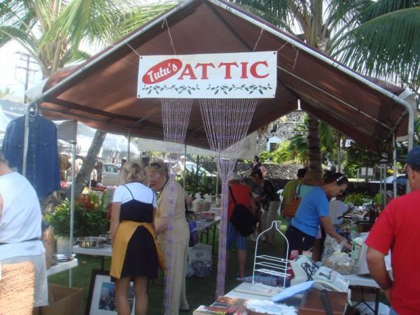 Tutu's Attic
