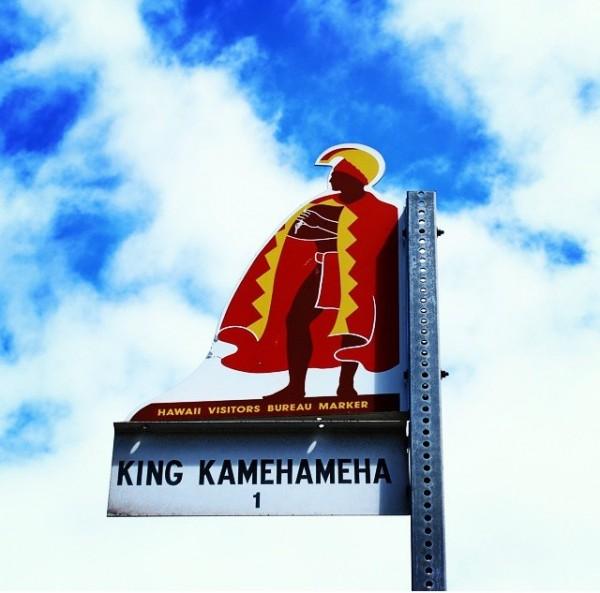 The Great King Kamehameha III