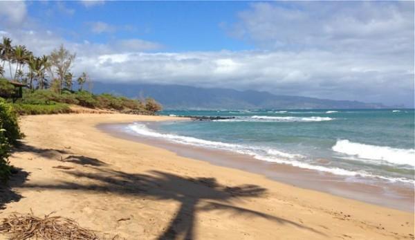 Sugar Cove Beach, Spreckelsville Maui