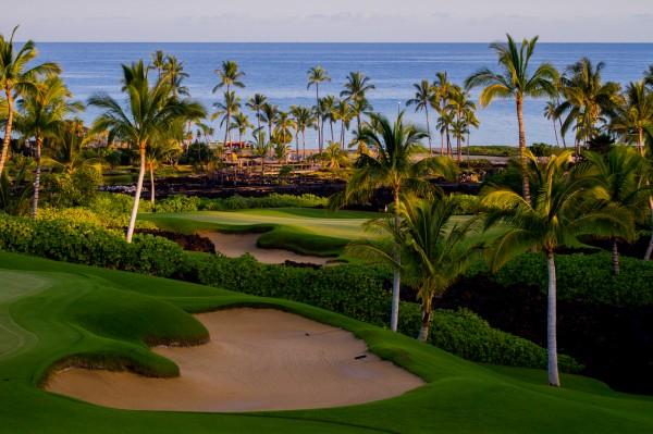 Golf Mauna Loa