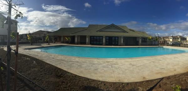 Mehana Pool & Rec Center Facility