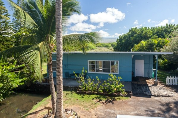 Puako cottage lowest priced for sale