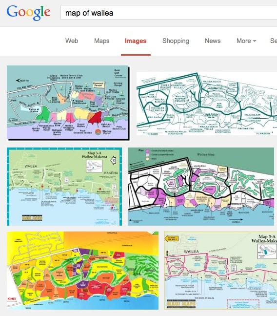 map_of_wailea_-_Google_Search