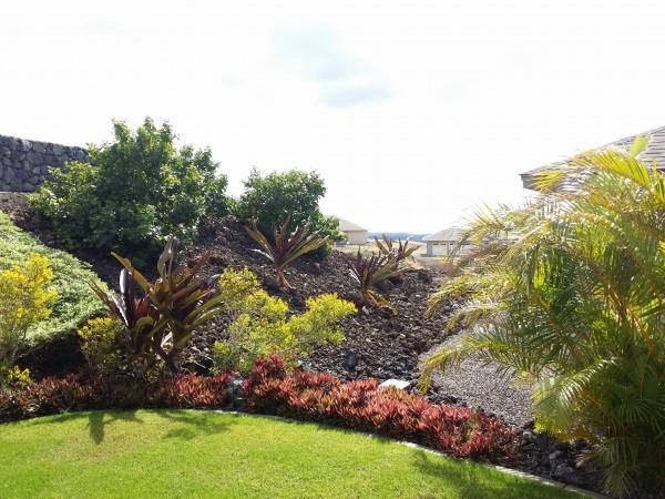 Sunset Ridge at Waikoloa - Landscape Model Home