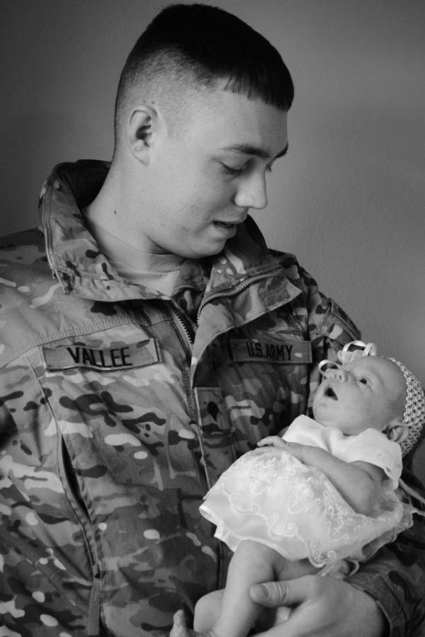 Nephew-in-law, US Army