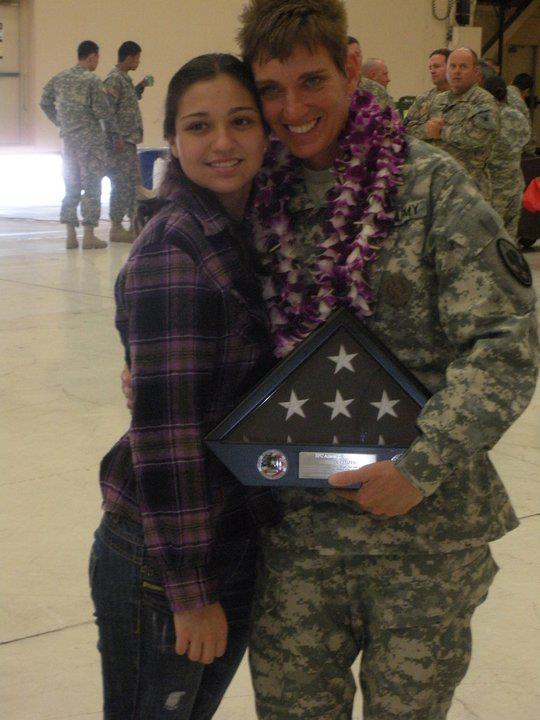 Sister, US Army