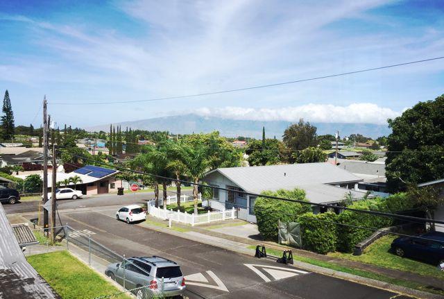 the view at 1102 Puana St. Makawao Maui