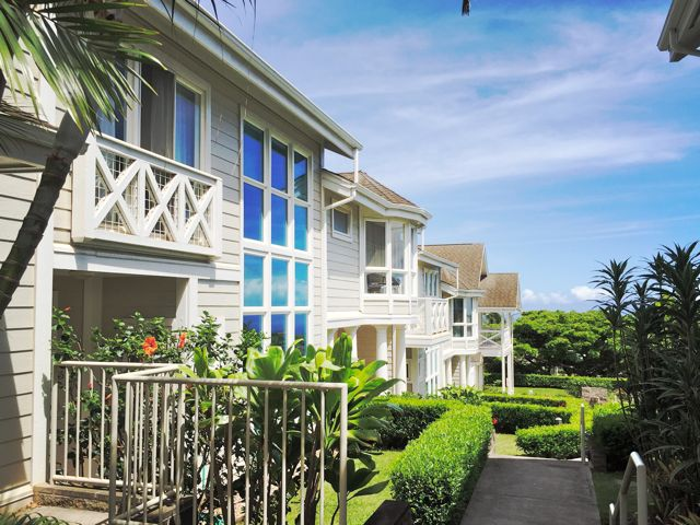The Gardens Upcountry townhouse complex