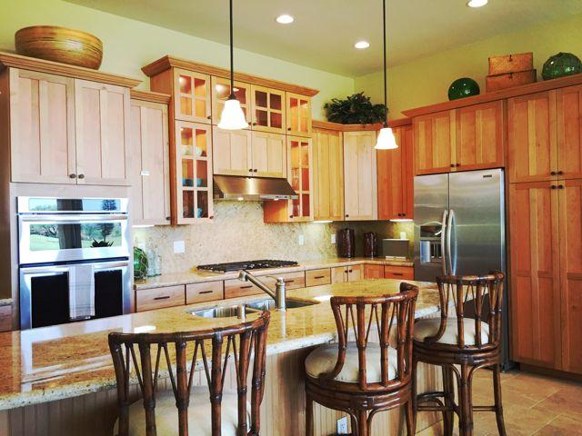Hokulani Golf Villas kitchen options
