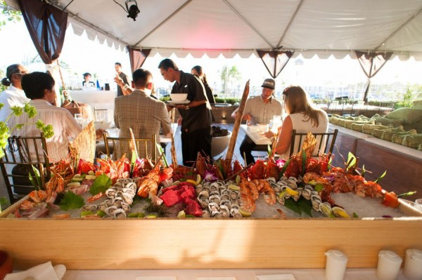 Hawaii Food & Wine Festival event at The Modern Hotel