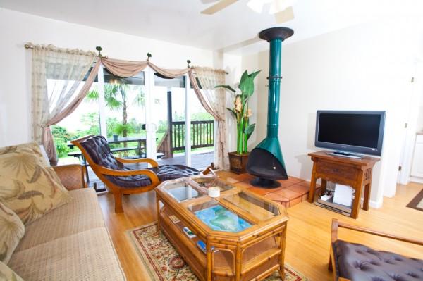Hana hwy living room