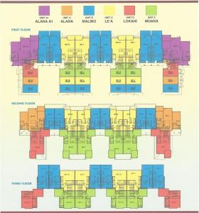 Hoonanea Building Map_