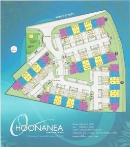 Hoonanea Site Map_
