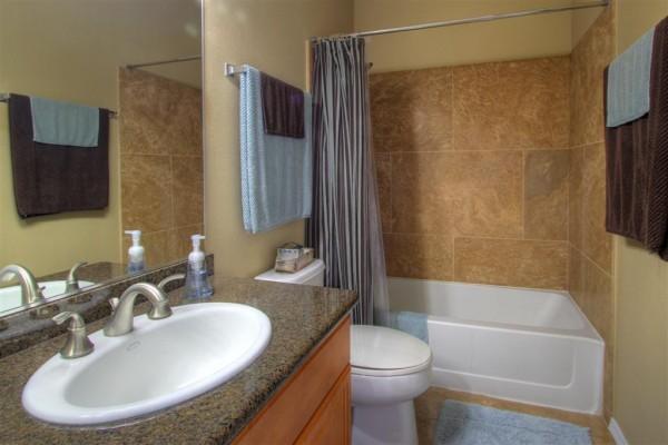 Upgraded Bath
