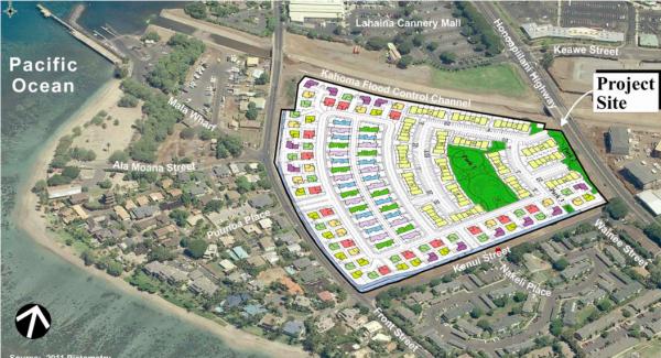 Kahoma Village Conceptual Site Plan