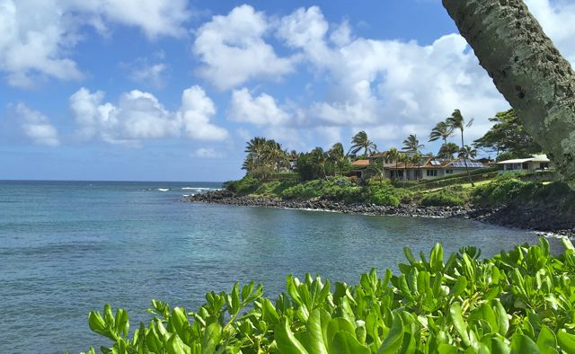 Kuau Maui oceanfront homes for sale
