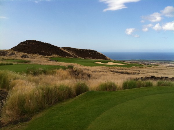 Golf Course Views on the Big Island