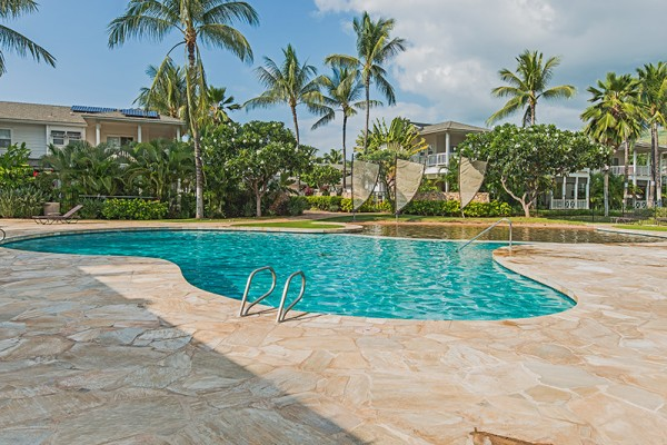 Coconut Plantation pool