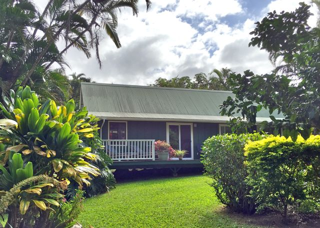 435 Ho'olawa Rd - country cottage
