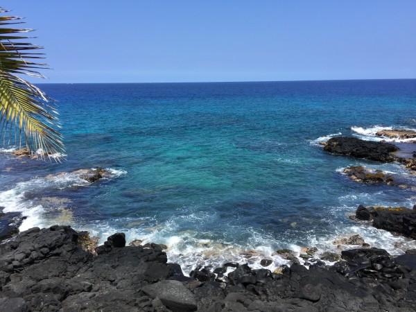 Ocean Front Listing in Kona 77-8586  A  Alii Drive (MLS 285429)