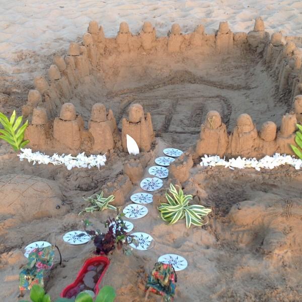 Castle in the Sand Wailea