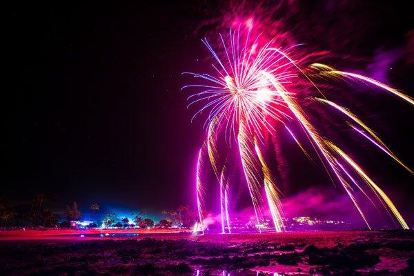 poipu-fireworks